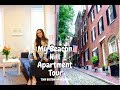 Tiny Apartment Tour! My apartment in Boston's Historic Beacon Hill