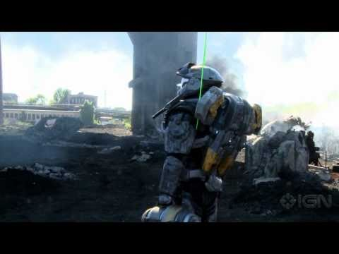 Halo: Reach - Filming Of