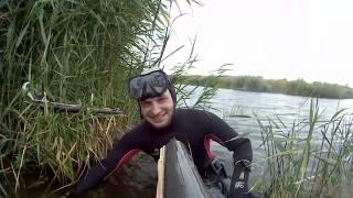 Подводная Охота начало Осени прозрак отличный