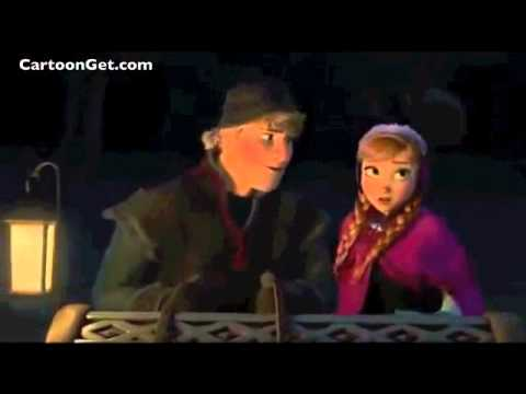 Frozen Sleigh Ride Scene Funny Video Clip Frozen Video Fanpop