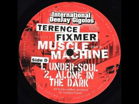 Terence Fixmer - Alone in the Dark