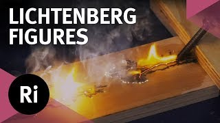 Burning Lightning into Wood: Lichtenberg Figures