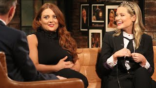 Samantha Barry and Laura Whitmore Discuss Money | The Late Late Show | RTÉ One