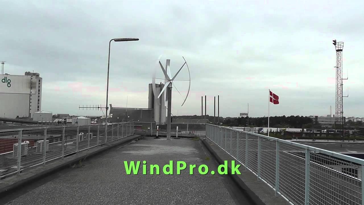 Små vindmøller priser