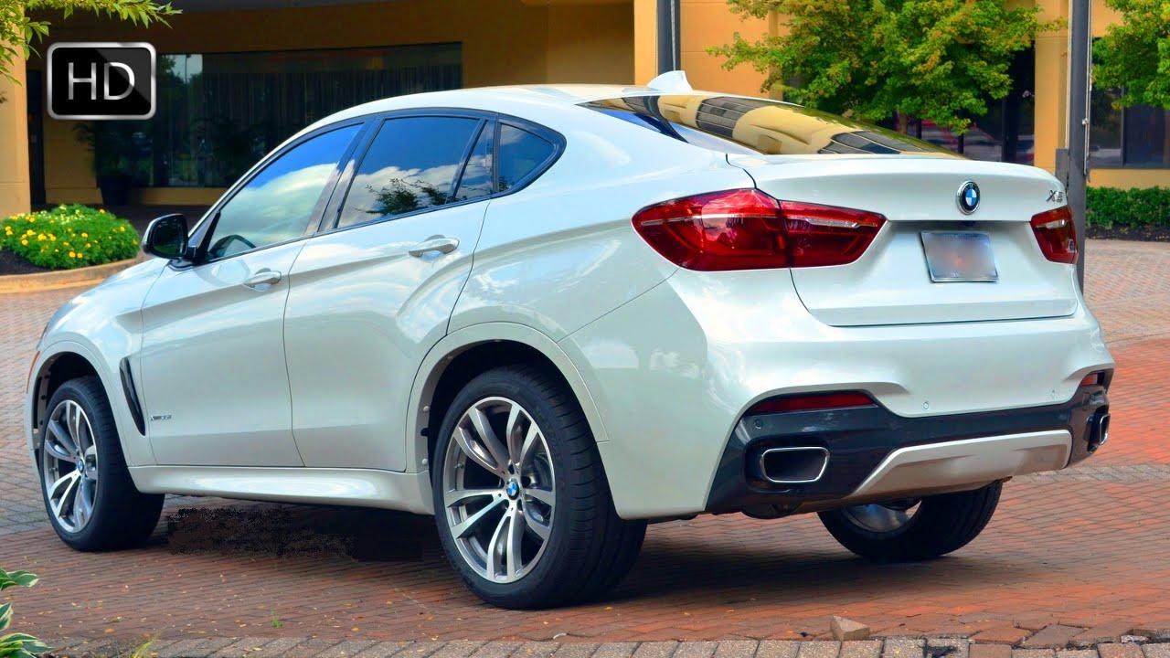 New 2015 BMW X6 XDrive 50i Interior Design HD YouTube
