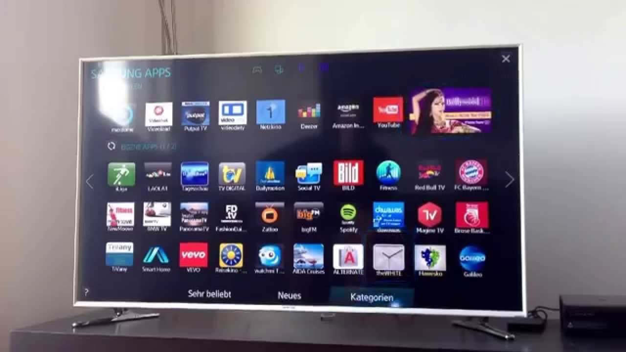 tv now auf smart tv installieren