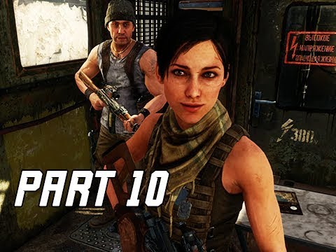 METRO EXODUS Walkthrough Gameplay Part 10 - Desert (Let's Play Commentary) thumbnail