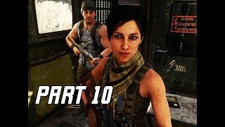 METRO EXODUS Walkthrough Gameplay Part 10 - Desert (Let's Play Commentary)