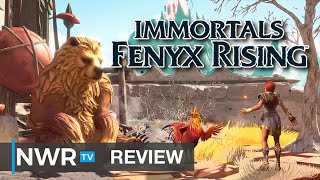 Immortals: Fenyx Rising (Switch) Review: An Epic Adventure That Flies Too Close to the Sun on Switch (Video Game Video Review)