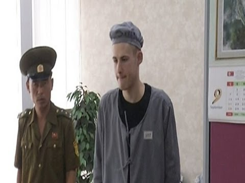 American Imprisoned in North Korea Speaks