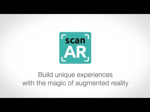 ScanAR De AR-scanner