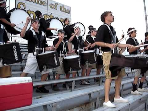 St. Amant Drumline Jamboree 2010-01.mpg
