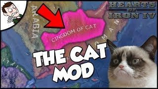 Taking Over the World as a Cat on Hearts of Iron 4 HOI4