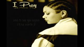 I Pray - Amanda Perez (w/ lyrics)