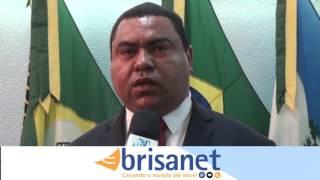 Vereador Luizinho apoia manifestações contra a reforma da previdência