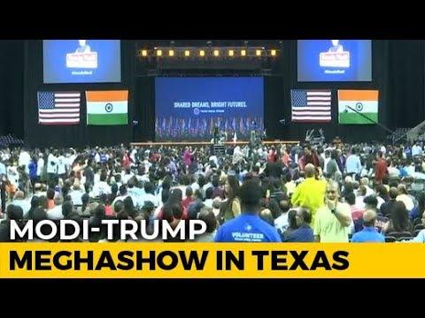 """Howdy, Houston!"": PM Modi To Address Packed Texas Stadium"