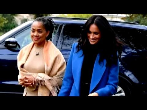 Meghan Markle Invites Mom Doria Ragland to Palace Party for Her Cookbook Launch