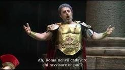 Ezio - aria | Atilla | Modena 2017