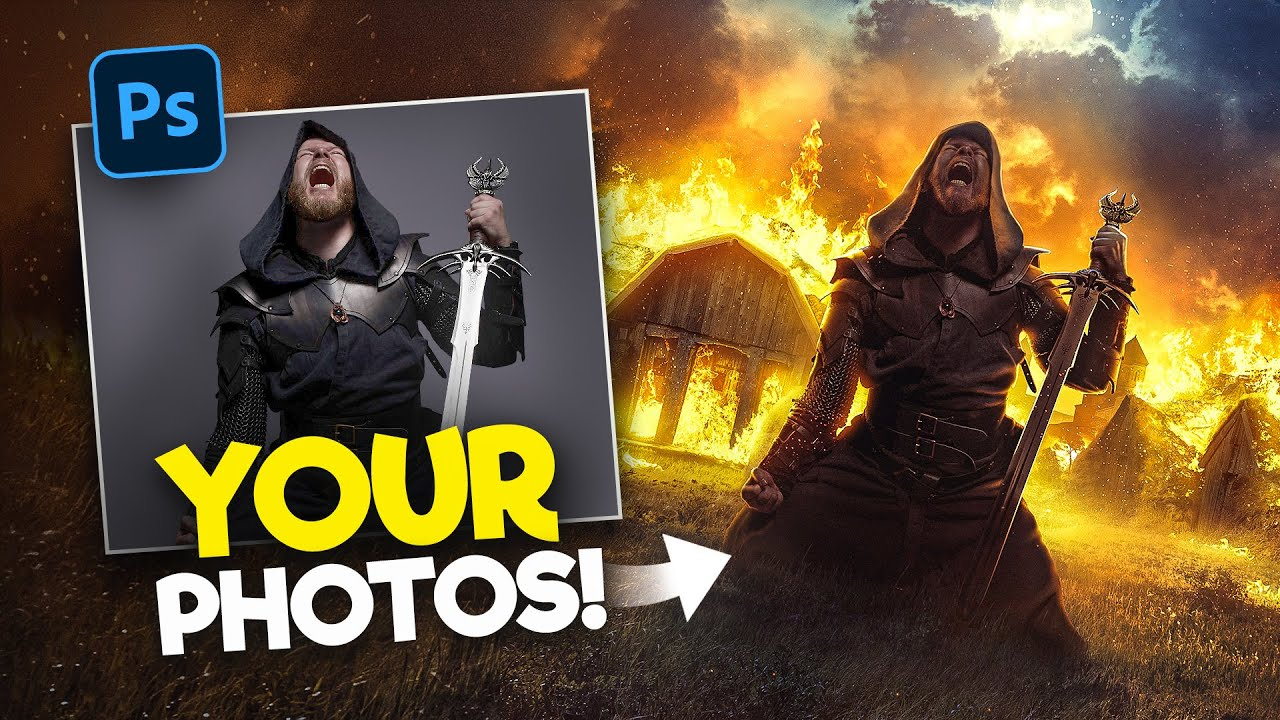 Download Editing YOUR Photos in Photoshop! | S1E8