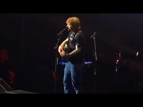 Ed Sheeran - Kiss Me @ Capital One Arena, Washington DC 20/09/17