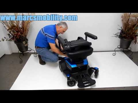 Pride Mobility NEW GO-CHAIR by Marc's Mobility להורדה