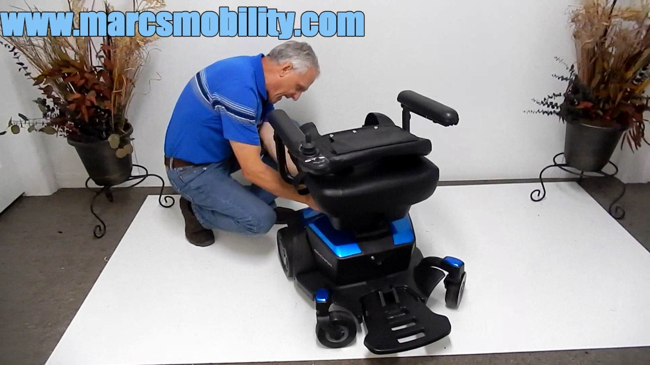 Pride Mobility New Go Chair By Marc S