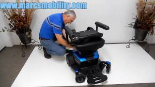 Pride Mobility NEW GO-CHAIR by Marc's Mobility