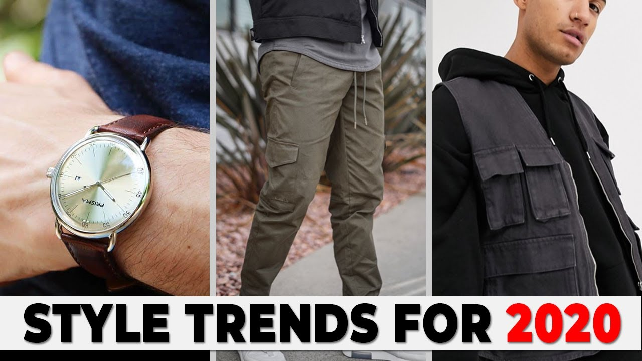 7 Best Style Trends For 2020 Men S Fashion Trends Alex Costa
