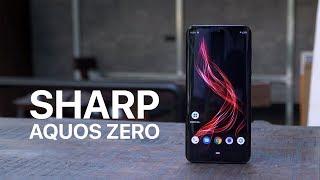 Baixar Sharp Aquos Zero: flagship màn hình OLED nhẹ nhất?