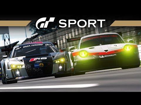 Episches GT3 Rennen! – GRAN TURISMO SPORT Gameplay German #17 | Lets Play GT Sport Deutsch