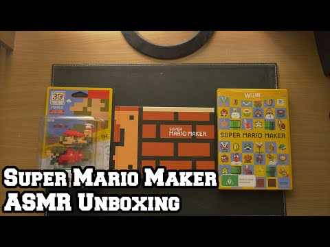 [Full-Download] Asmr Whisper Video Game Review Super Mario Maker Wii U