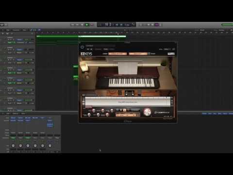 Hip-Hop EZkeys MIDI – Changing sounds & MIDI