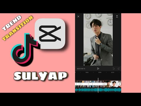 TIKTOK NEW TREND TRANSITION TUTORIAL - SULYAP SONG