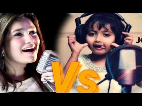 oli-vs-kuhu-gracia-||-jo-bheji-thi-dua-||-👉👉-who-is-most-favourite-singer..??-👈👈-||-new-song-||