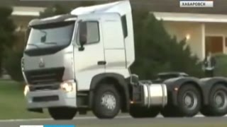 Вести-Хабаровск. Китайские грузовики планируют собирать в Комсомольске-на-Амуре(Сборку китайских самосвалов