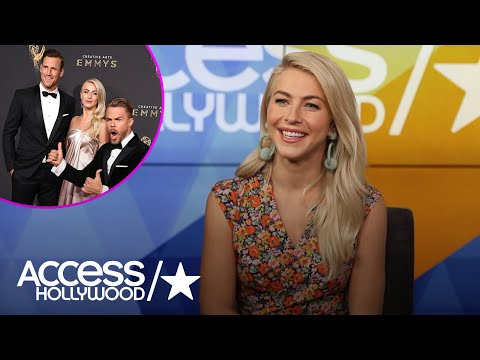 Julianne Hough Talks Brother Derek Hough & Husband Brooks Laich's Adorable Bromance