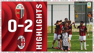 Highlights | Ascoli 0-2 AC Milan | Matchday 27 Primavera 1 TIM 2020/21