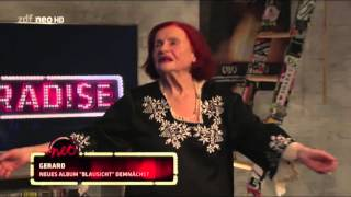 Gerard - Irgendwas Mit Rot bei Neo Paradise