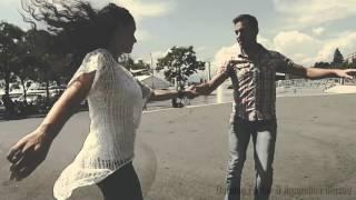 Damien Favier & Amandine Biesee   West Coast Swing
