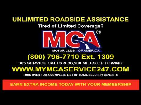 They Don't Put It Down Like MCA Unlimited roadside assistance