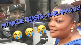Mo'nique ROASTS Charlamagne | *Exclusive Footage*