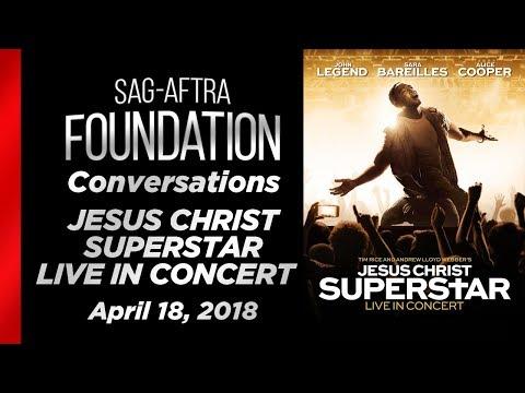 Conversations with JESUS CHRIST SUPERSTAR LIVE IN CONCERT