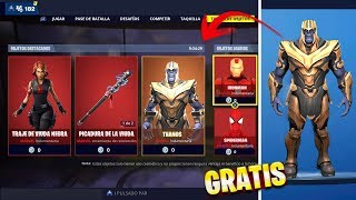 NEW FREE SKINS FROM *CONFIRMED* (Spiderman, Ironman and Thanos) in Fortnite!!