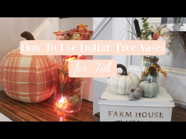 Download 1766 Mb How To Use Dollar Tree Vases For Fall Diy