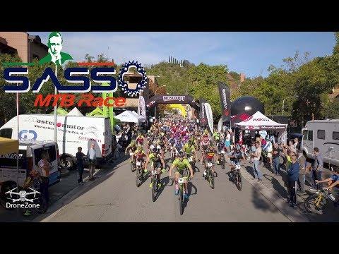 SASSO MTB RACE 2017 1080P Drone reel