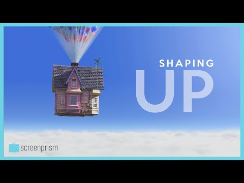 Shaping Up - The Message Behind the Squares and Circles in Pixar's Up