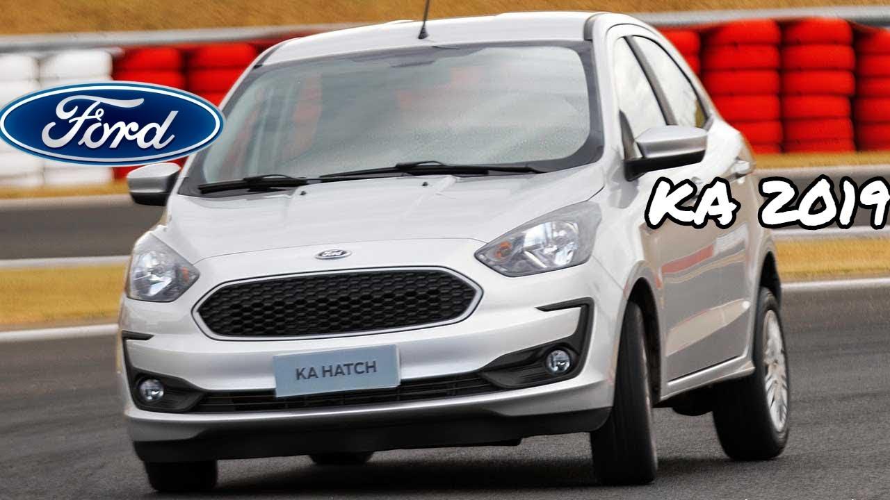 Novo Ford Ka 2019 Brasil Detalhes Precos E Consumo Top Carros
