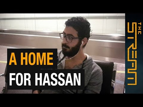 Hassan Al Kontar: Why did a Syrian refugee live in an airport? | The Stream