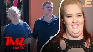 Mama June Has a Rough Looking Lunch Date with BF Geno | TMZ TV