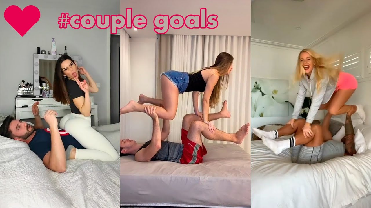 Funny Couple Goals Challenge - Lose Control TikTok Challenge Compilation #couplechallenge